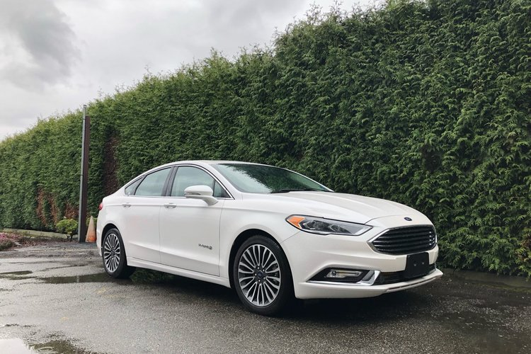 2018 Ford Fusion Hybrid Anium For In Surrey British Columbia