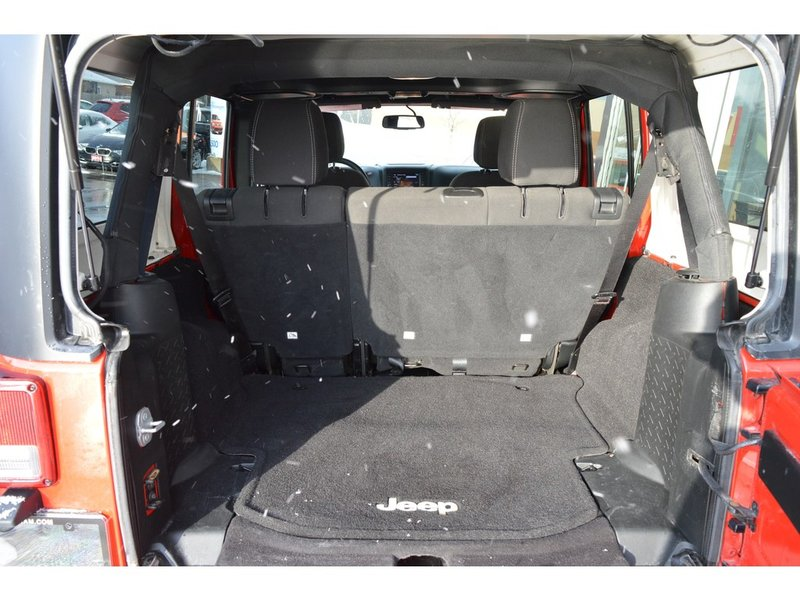2016 Jeep Wrangler Unlimited for sale in Chatham, Ontario