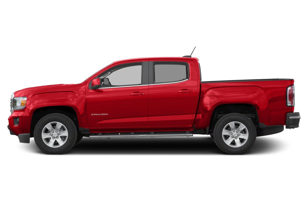 2015 Gmc Canyon For Sale In Campbell River