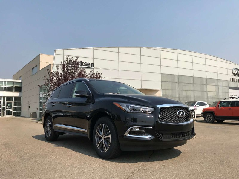 2019 Infiniti QX60 for sale in Edmonton, Alberta