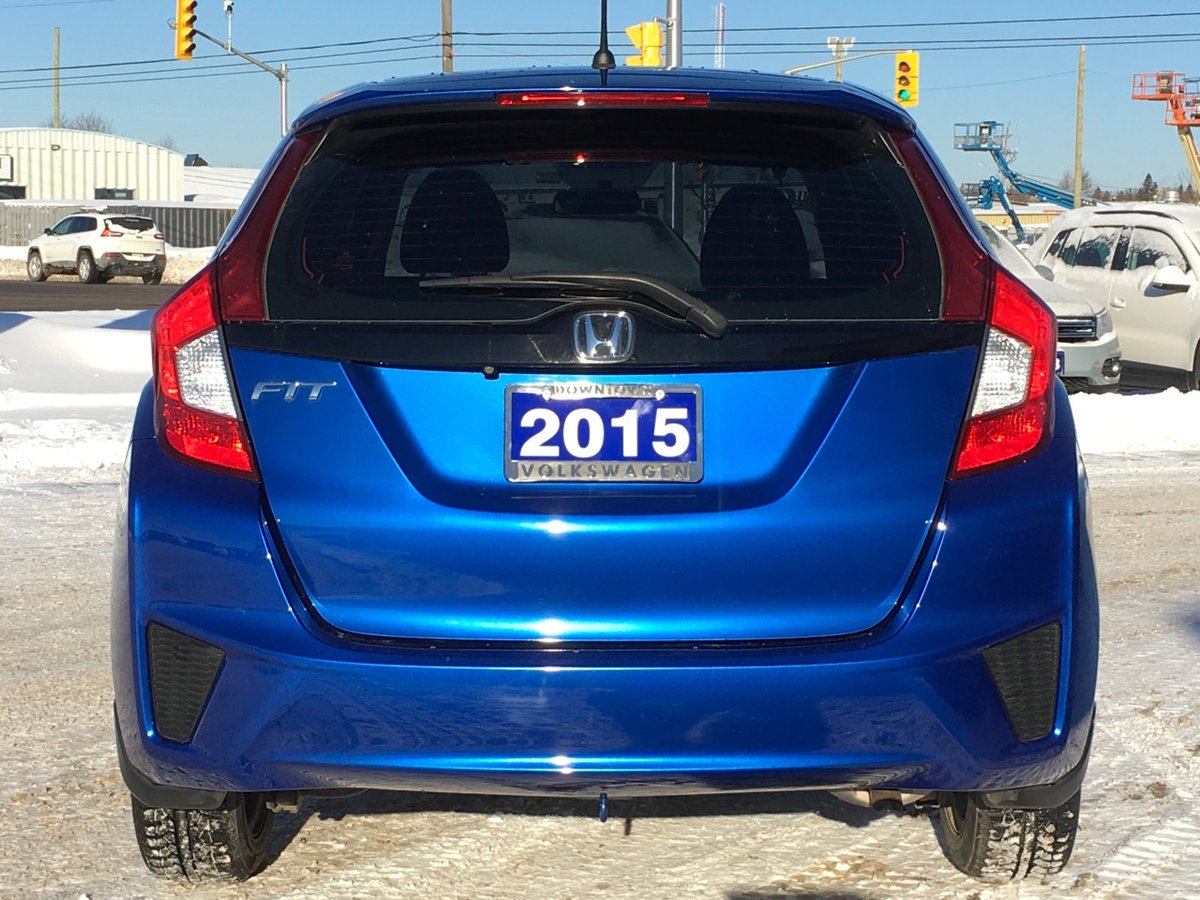 2015 Honda Fit for sale in Thunder Bay, Ontario