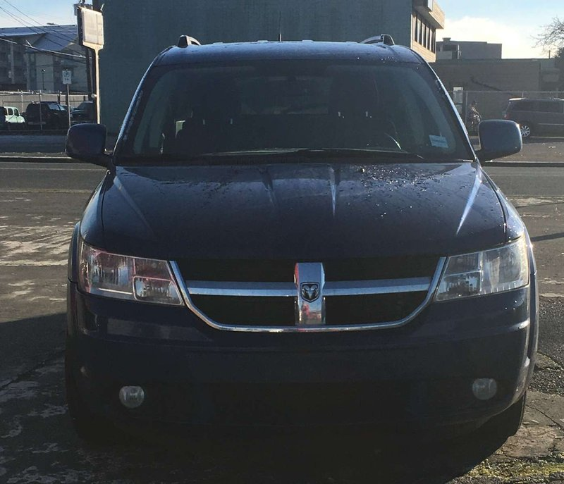 2010 Dodge Journey for sale in Campbell River, British Columbia
