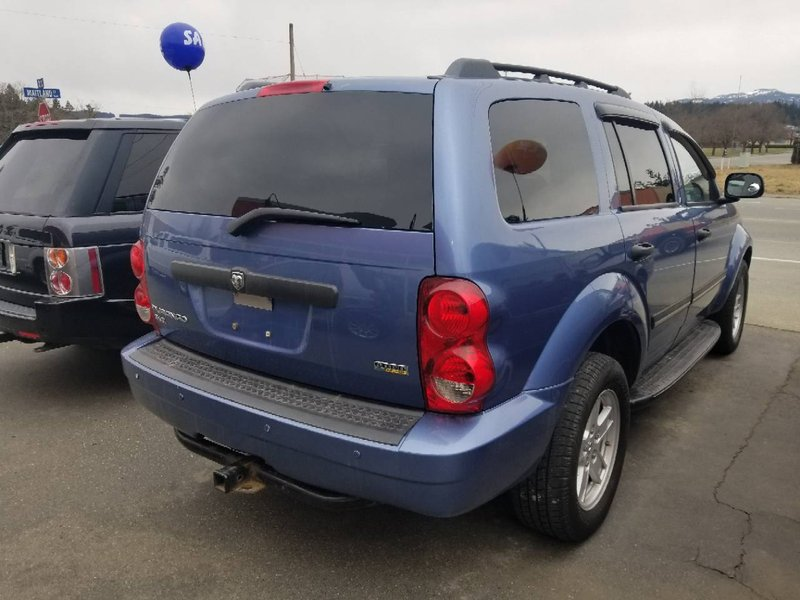 2007 Dodge Durango for sale in Port Alberni, British Columbia