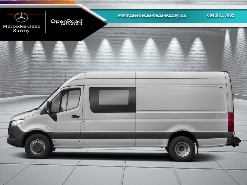 2019 Mercedes-Benz Sprinter Cargo Van for sale in Surrey, British Columbia