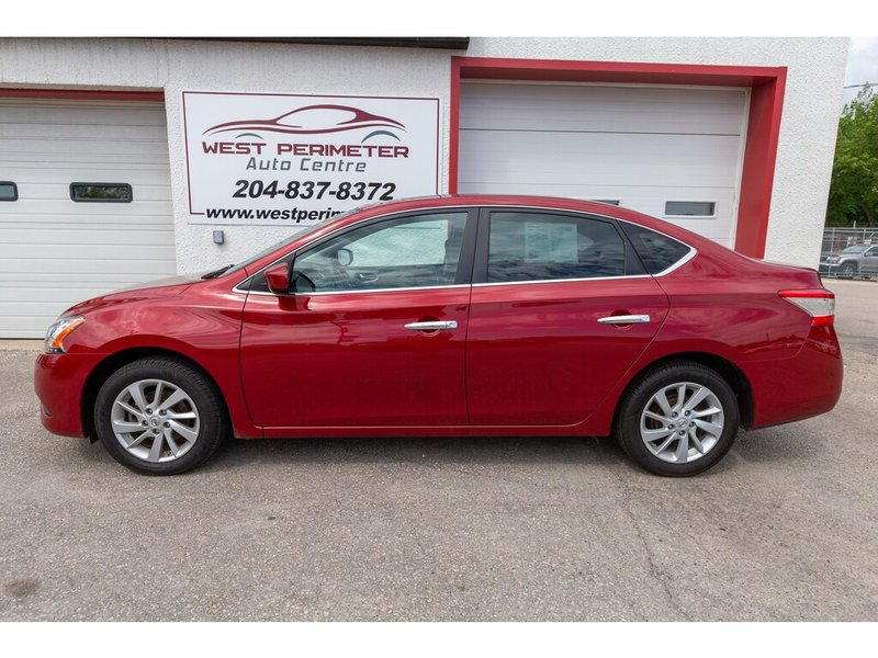 2014 Nissan Sentra for sale in Winnipeg, Manitoba
