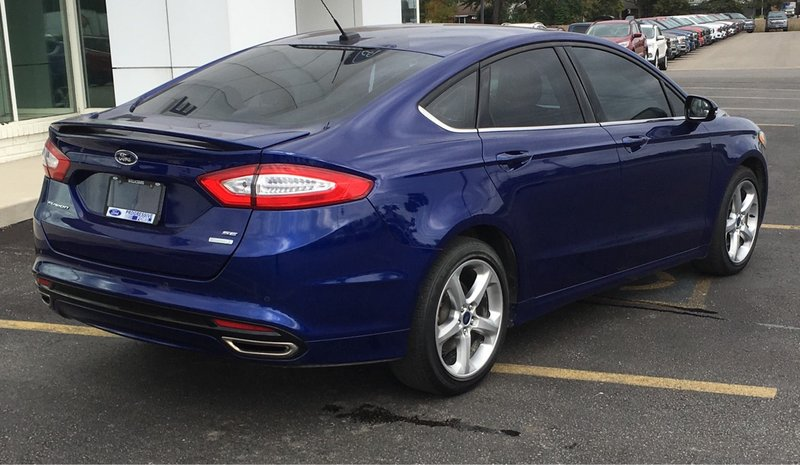 2016 Ford Fusion for sale in Wallaceburg, Ontario