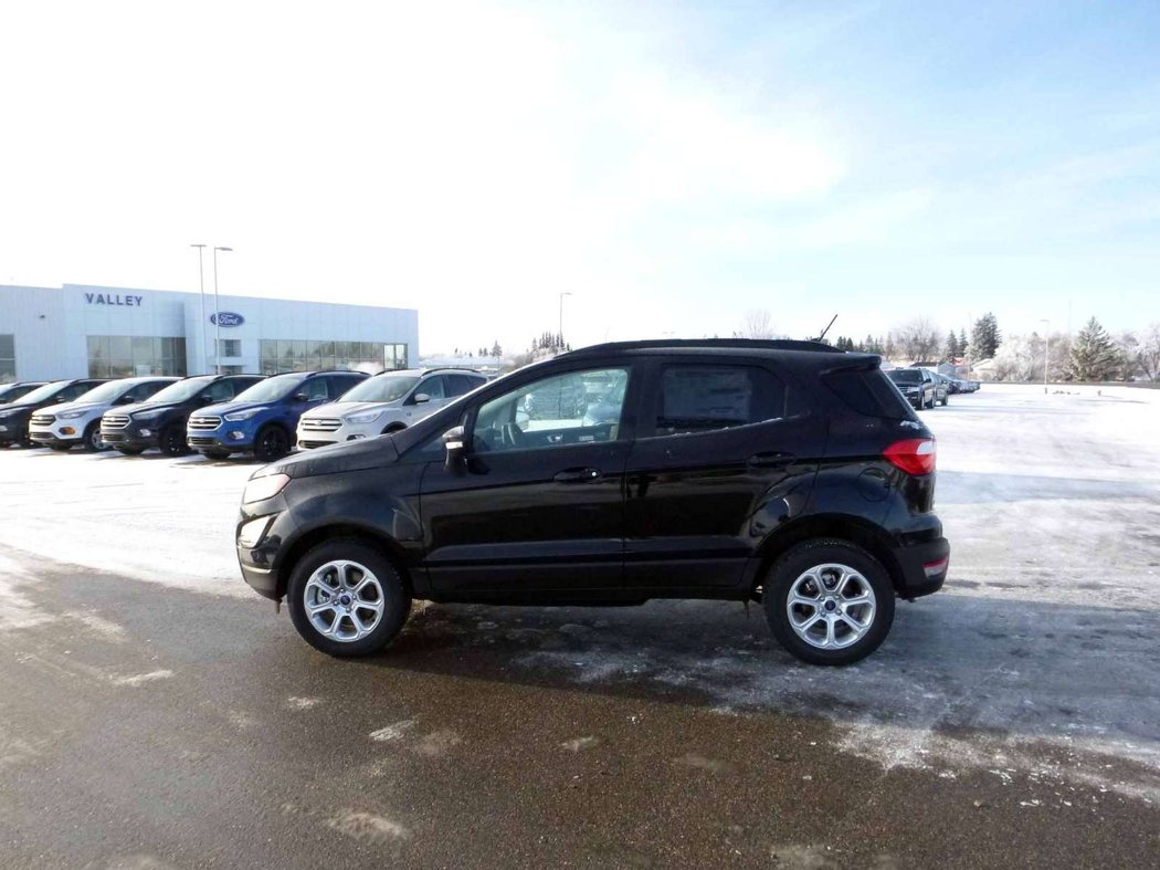2018 Ford EcoSport for sale in Hague