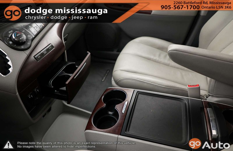 2014 Toyota Sienna for sale in Mississauga, Ontario