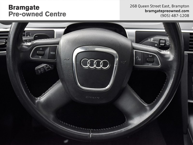 2011 Audi A6 for sale in Brampton, Ontario