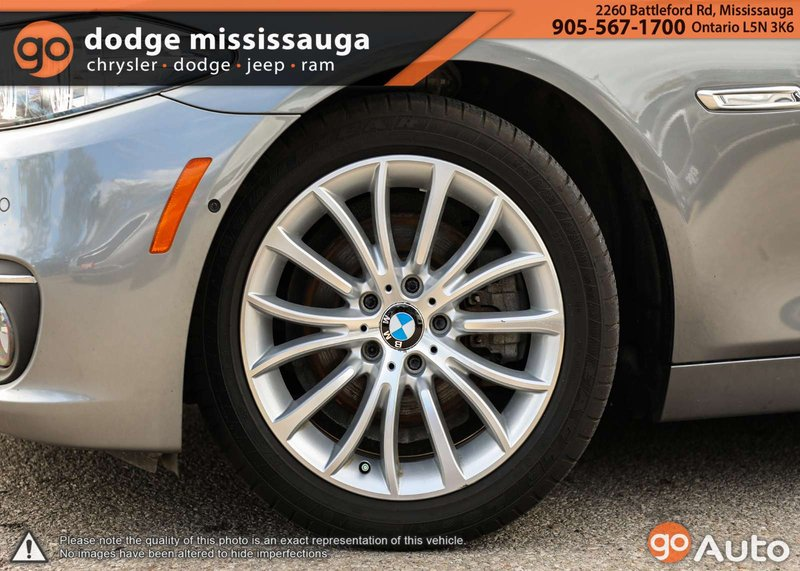 2014 BMW 5 Series for sale in Mississauga, Ontario