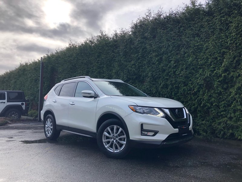 2018 Nissan Rogue for sale in Surrey, British Columbia