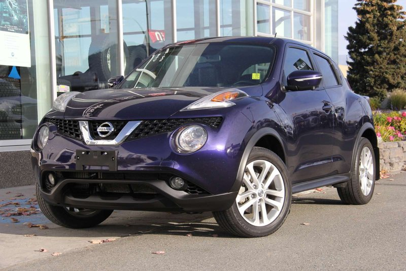 2016 Nissan JUKE for sale in Kamloops, British Columbia