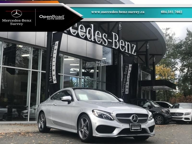 2017 Mercedes-Benz C-Class for sale in Surrey, British Columbia