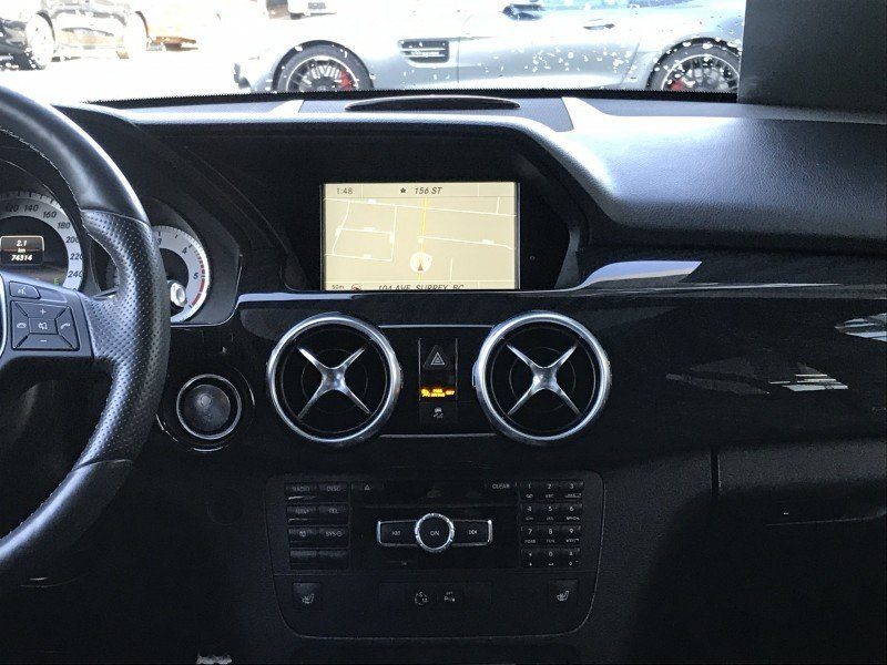 2015 Mercedes-Benz GLK for sale in Surrey, British Columbia