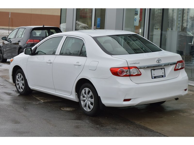 2012 Toyota Corolla for sale in Chatham, Ontario