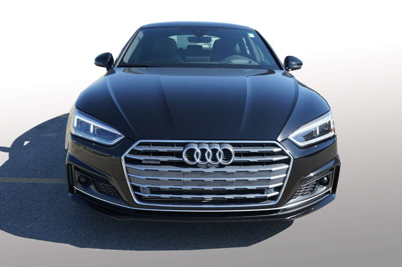 2018 Audi A5 Sportback for sale in Edmonton, Alberta