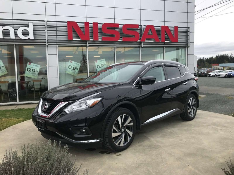 2016 Nissan Murano for sale in Campbell River, British Columbia