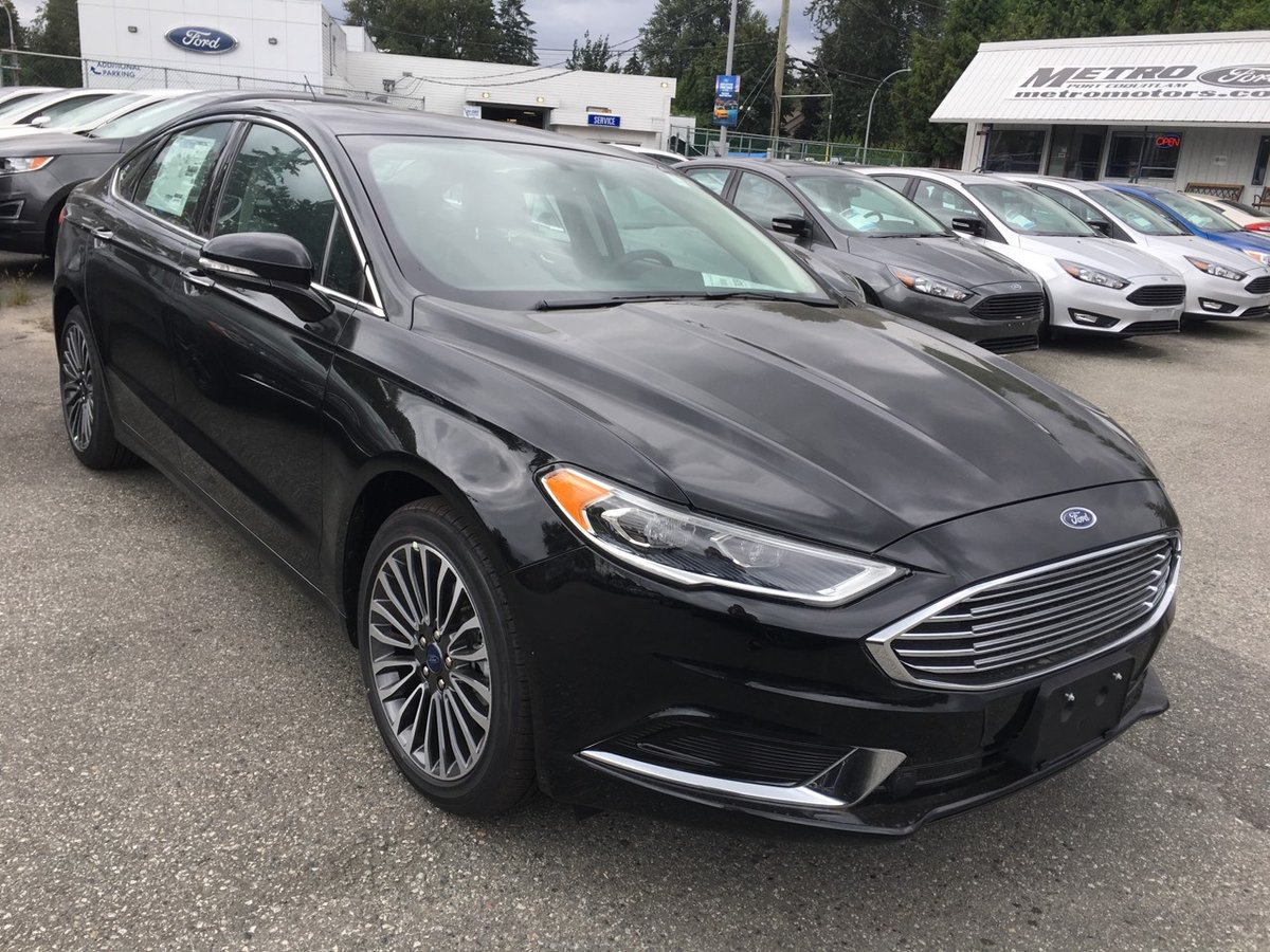 2018 Ford Fusion for sale in Port Coquitlam, British Columbia