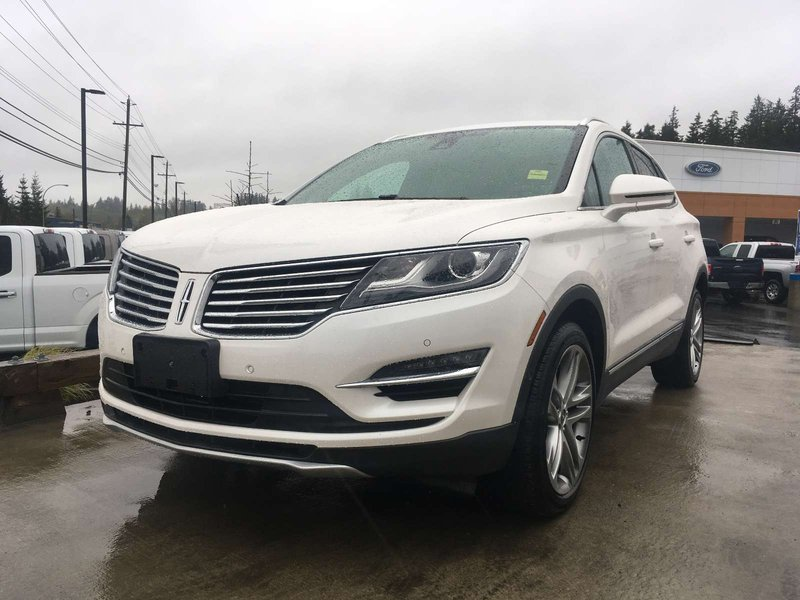 2017 Lincoln MKC for sale in Campbell River, British Columbia