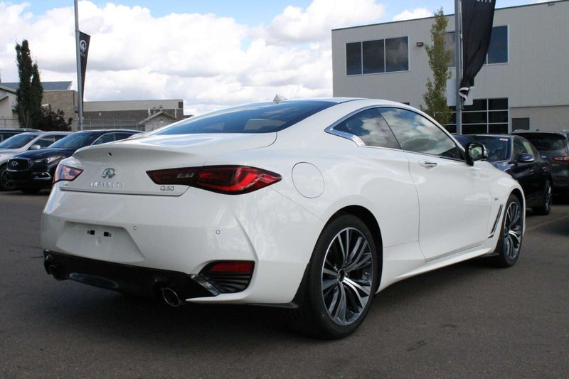 2017 Infiniti Q60 Coupe for sale in Edmonton, Alberta