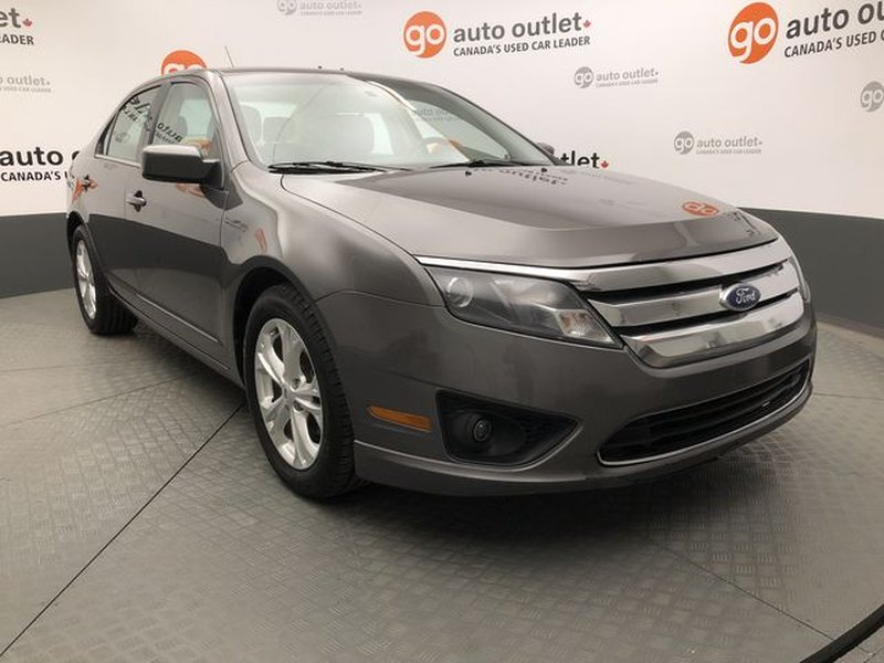2012 Ford Fusion for sale in Edmonton, Alberta
