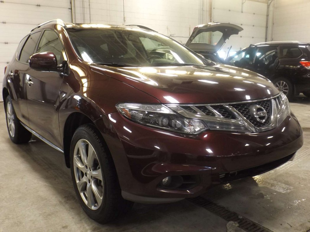2014 nissan murano for sale in calgary. Black Bedroom Furniture Sets. Home Design Ideas