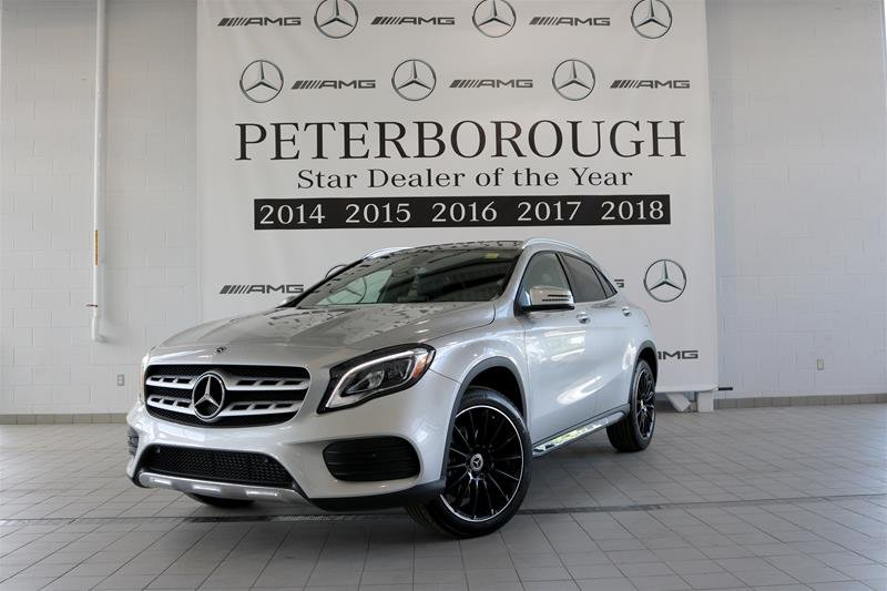 2018 Mercedes-Benz GLA for sale in Peterborough, Ontario