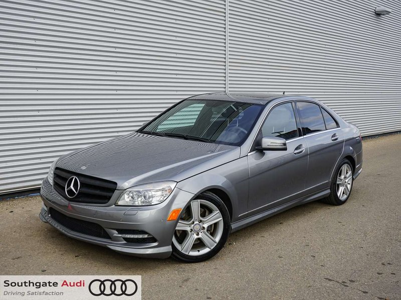 2011 Mercedes-Benz C-Class for sale in Edmonton, Alberta