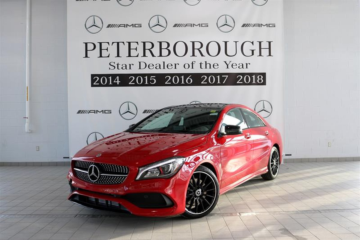 2019 Mercedes-Benz CLA for sale in Peterborough