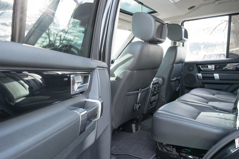 2014 Land Rover LR4 for sale in Kelowna, British Columbia
