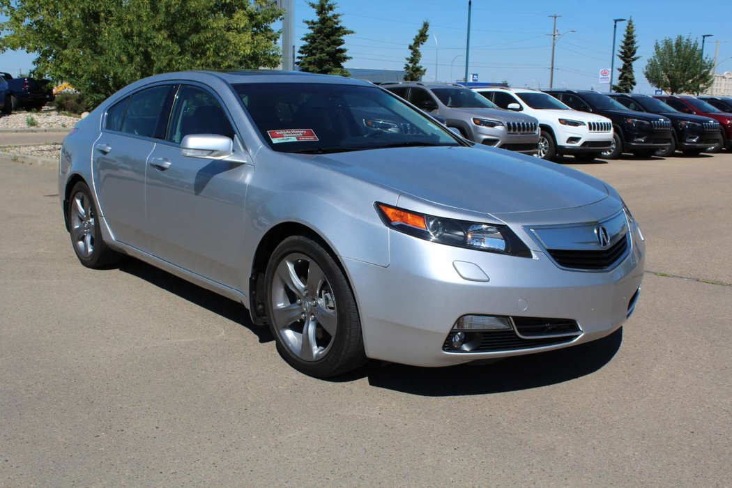 Edmonton New Used Acura Car Dealership West Side Acura: 2014 Acura TL For Sale In Edmonton