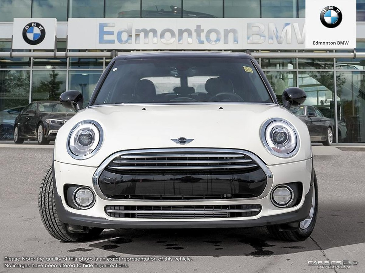 2016 MINI Clubman for sale in Edmonton, Alberta
