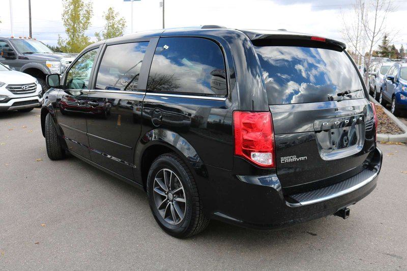2017 Dodge Grand Caravan for sale in Edmonton, Alberta