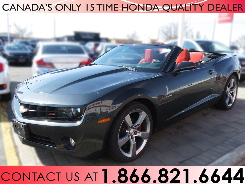 2012 Chevrolet Camaro for sale in Hamilton, Ontario