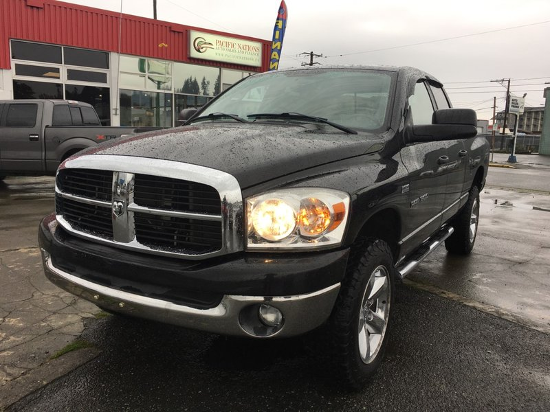 2007 Dodge Ram 1500 for sale in Campbell River, British Columbia