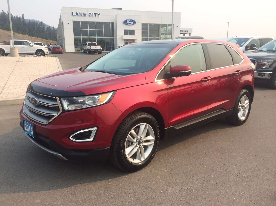 2015 ford edge for sale in williams lake british columbia
