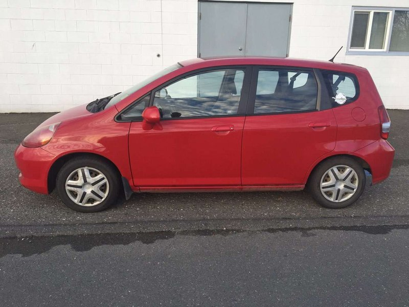 2008 Honda Fit for sale in Campbell River, British Columbia