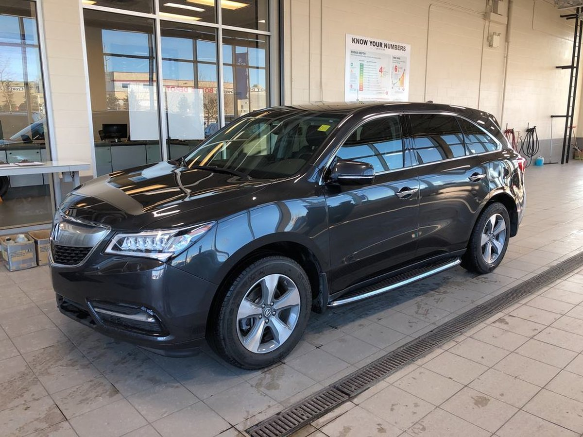 2015 Acura Mdx For Sale >> 2015 Acura Mdx For Sale In Calgary