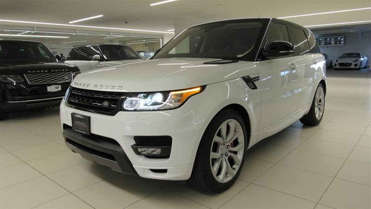 2016 Land Rover Range Sport For Sale In Richmond Supercharged