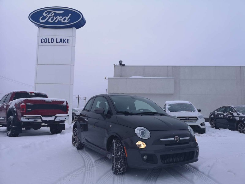 ... 2016 Fiat 500 for sale in Cold Lake, Alberta ...