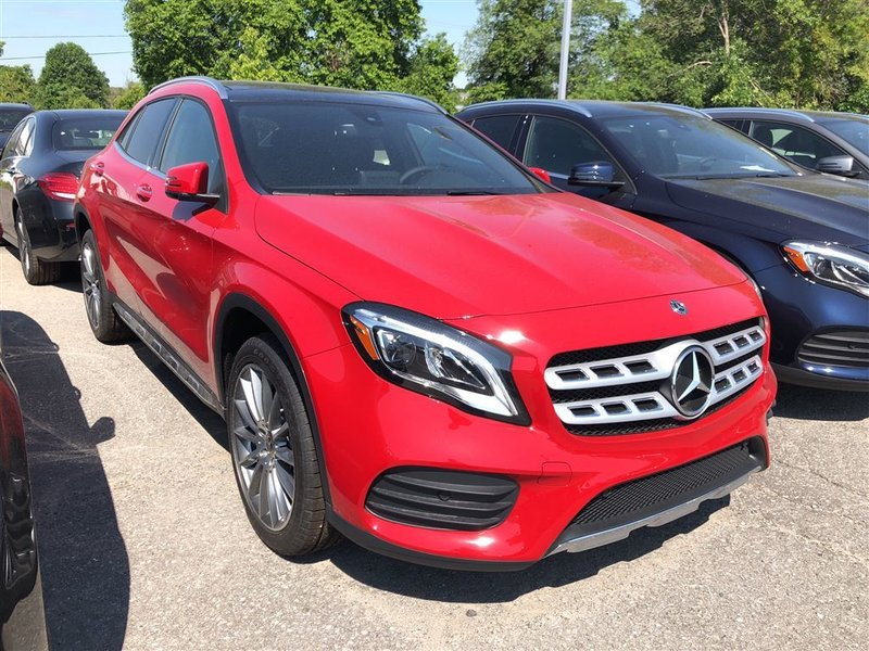 2018 Mercedes-Benz GLA for sale in Kingston, Ontario