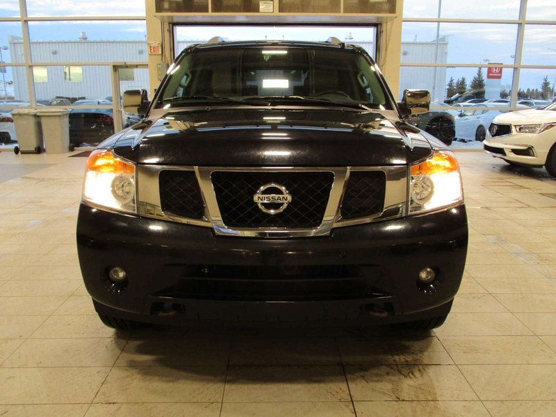 2015 Nissan Armada for sale in Red Deer, Alberta
