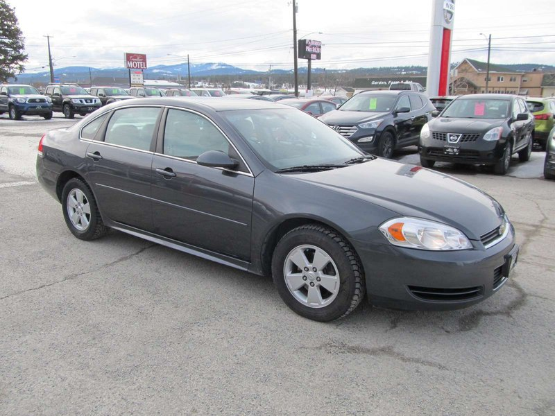 2010 Chevrolet Impala for sale in Cranbrook, British Columbia