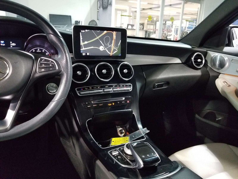 2015 Mercedes-Benz C-Class for sale in Calgary, Alberta