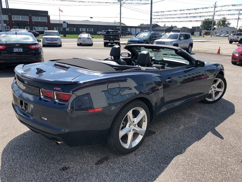 2013 Chevrolet Camaro for sale in Tilbury, Ontario