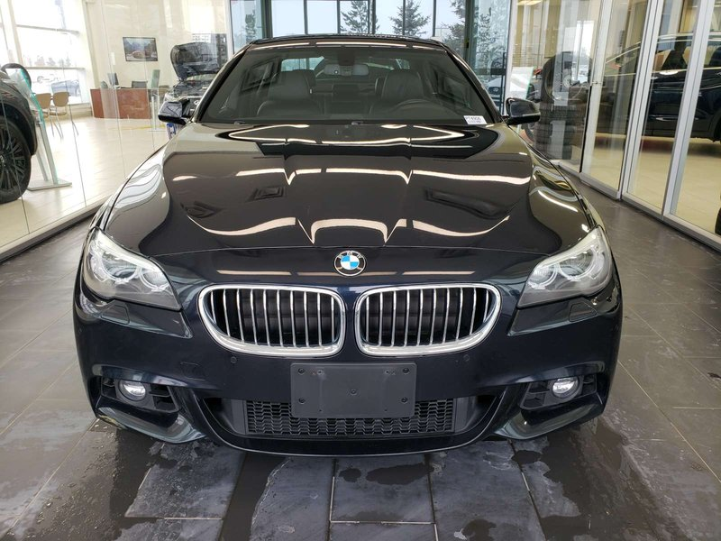 2014 BMW 5 Series for sale in Edmonton, Alberta