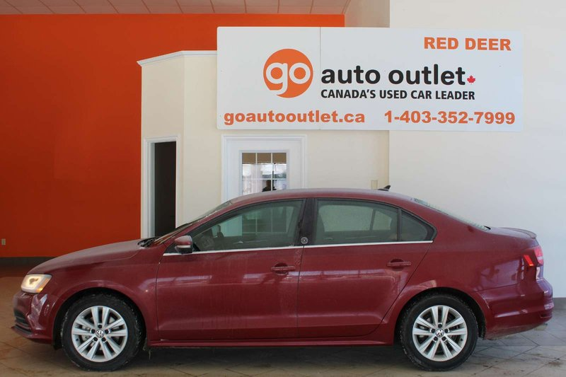 2017 Volkswagen Jetta Sedan for sale in Red Deer, Alberta