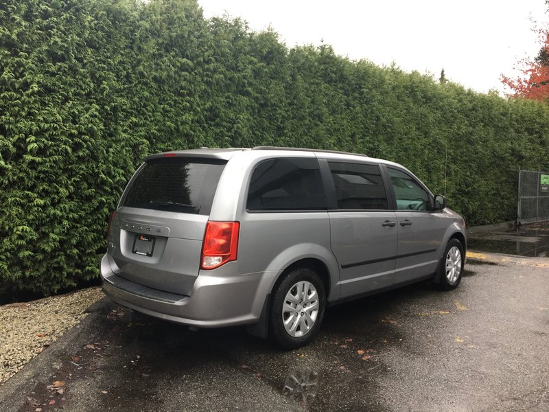 2014 Dodge Grand Caravan for sale in Surrey, British Columbia