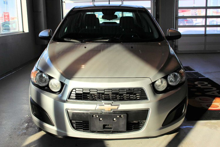 2012 Chevrolet Sonic LS for sale in Spruce Grove, Alberta