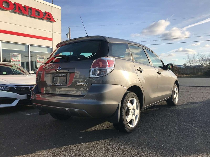 2005 Toyota Matrix for sale in Campbell River, British Columbia